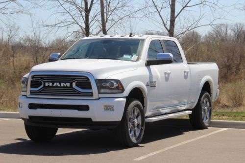 2018 Ram 2500 Crew Cab 4x4,  Pickup #L18D598 - photo 4