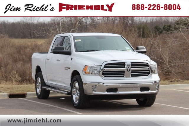 2018 Ram 1500 Crew Cab 4x4, Pickup #L18D608 - photo 1