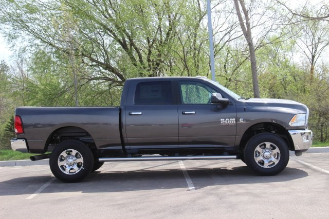 2018 Ram 2500 Crew Cab 4x4,  Pickup #L18D626 - photo 8
