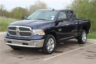 2018 Ram 1500 Crew Cab 4x4,  Pickup #L18D633 - photo 1