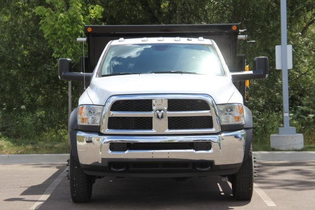 2018 Ram 5500 Regular Cab DRW 4x4,  Cab Chassis #L18D635 - photo 3