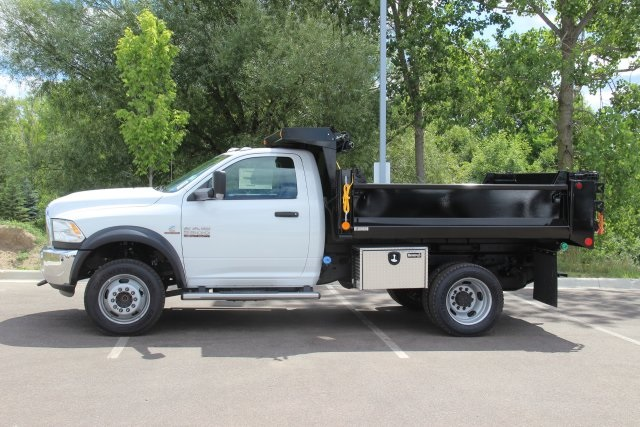 2018 Ram 5500 Regular Cab DRW 4x4,  Cab Chassis #L18D635 - photo 6