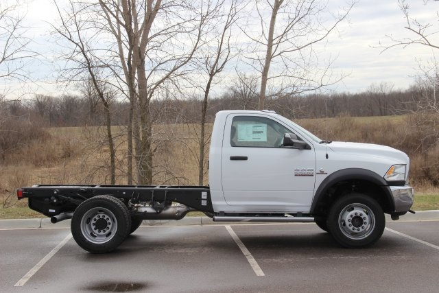 2018 Ram 5500 Regular Cab DRW 4x4,  Cab Chassis #L18D635 - photo 8