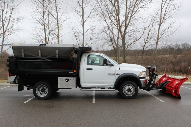 2018 Ram 5500 Regular Cab DRW 4x4,  Cab Chassis #L18D635 - photo 13