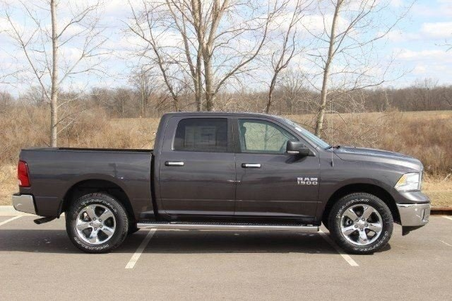 2018 Ram 1500 Crew Cab 4x4, Pickup #L18D638 - photo 8