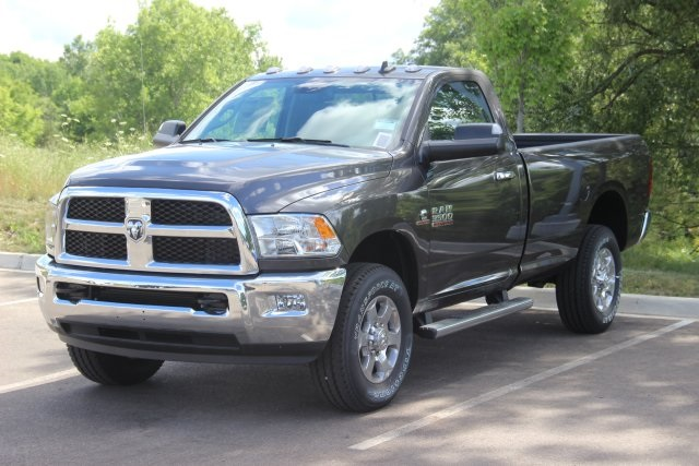 2018 Ram 3500 Regular Cab 4x4,  Pickup #L18D641 - photo 4