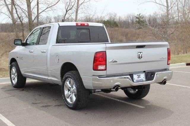 2018 Ram 1500 Quad Cab 4x4,  Pickup #L18D676 - photo 6