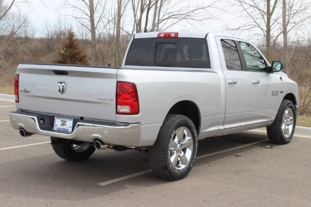 2018 Ram 1500 Quad Cab 4x4,  Pickup #L18D676 - photo 2