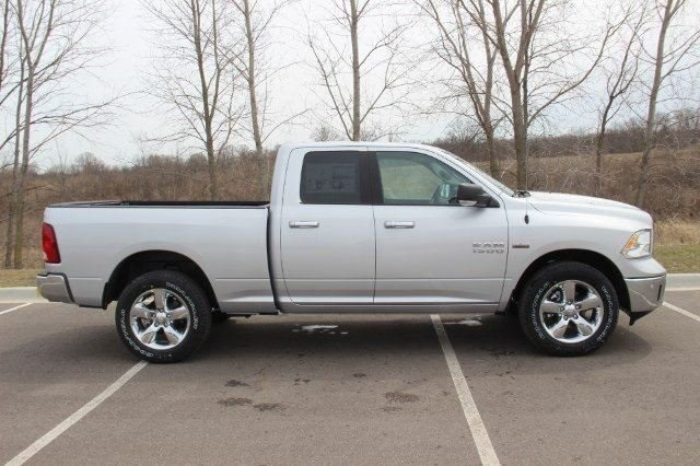 2018 Ram 1500 Quad Cab 4x4,  Pickup #L18D676 - photo 8