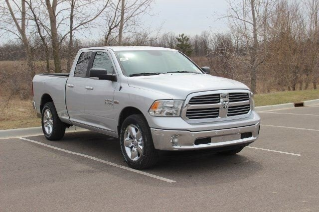 2018 Ram 1500 Quad Cab 4x4,  Pickup #L18D676 - photo 20