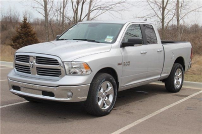 2018 Ram 1500 Quad Cab 4x4,  Pickup #L18D676 - photo 4