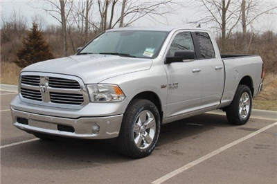 2018 Ram 1500 Quad Cab 4x4,  Pickup #L18D676 - photo 19