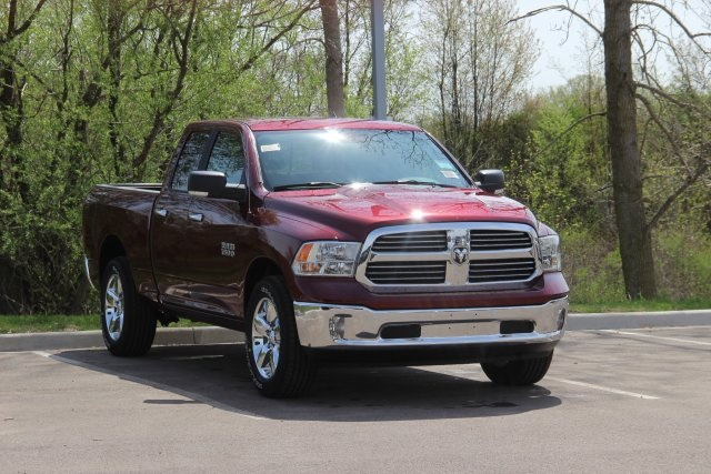 2018 Ram 1500 Quad Cab 4x4,  Pickup #L18D729 - photo 3
