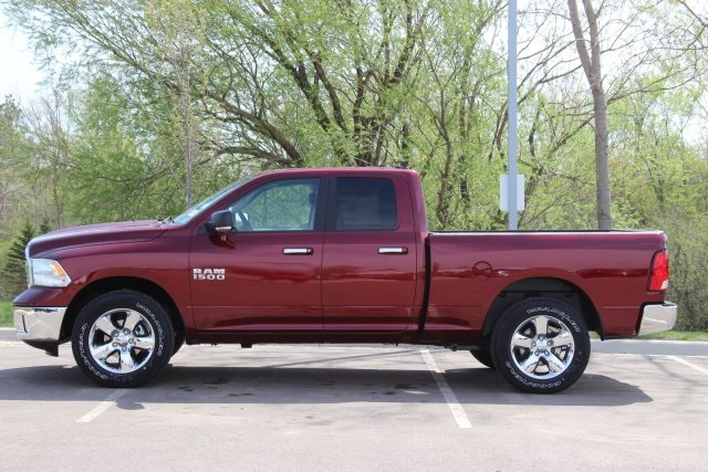 2018 Ram 1500 Quad Cab 4x4,  Pickup #L18D729 - photo 5