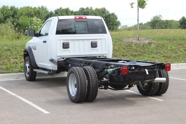 2018 Ram 5500 Regular Cab DRW 4x4,  Cab Chassis #L18D757 - photo 2