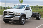 2018 Ram 5500 Regular Cab DRW 4x4,  Cab Chassis #L18D757 - photo 1
