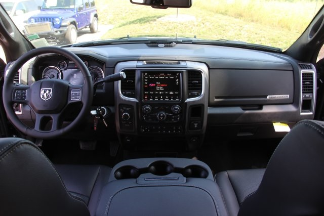 2018 Ram 2500 Crew Cab 4x4,  Pickup #L18D764 - photo 16