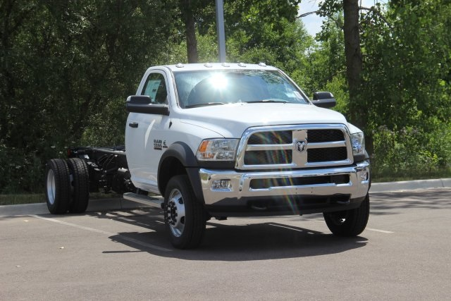 2018 Ram 5500 Regular Cab DRW 4x2,  Cab Chassis #L18D807 - photo 1