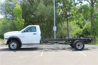 2018 Ram 5500 Regular Cab DRW 4x2,  Cab Chassis #L18D807 - photo 5