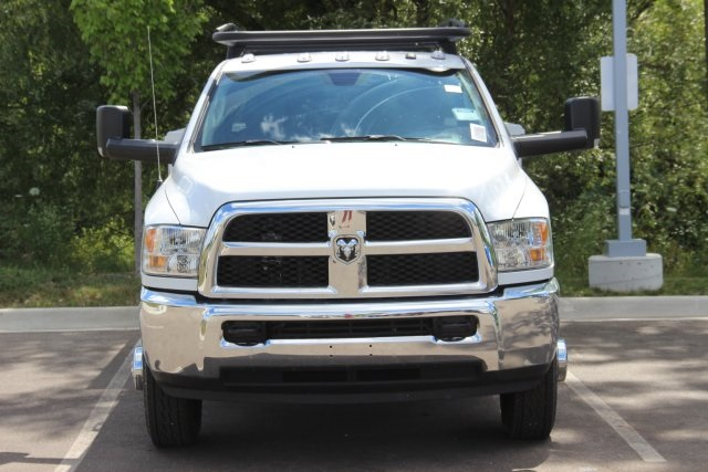 2018 Ram 3500 Crew Cab DRW 4x4,  Reading Service Body #L18D808 - photo 3