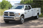 2018 Ram 3500 Crew Cab DRW 4x4,  Reading Classic II Steel Service Body #L18D808 - photo 4