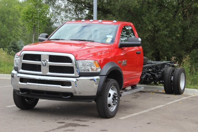 2018 Ram 5500 Regular Cab DRW 4x2,  Cab Chassis #L18D816 - photo 4