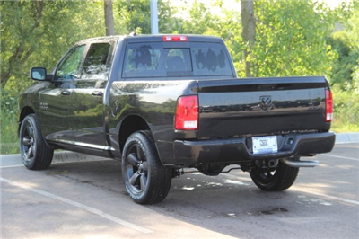 2018 Ram 1500 Crew Cab 4x4,  Pickup #L18D835 - photo 2
