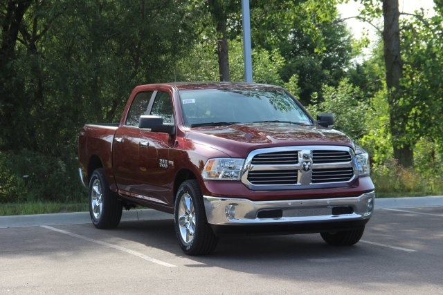 2018 Ram 1500 Crew Cab 4x4,  Pickup #L18D852 - photo 1