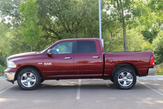 2018 Ram 1500 Crew Cab 4x4,  Pickup #L18D852 - photo 5