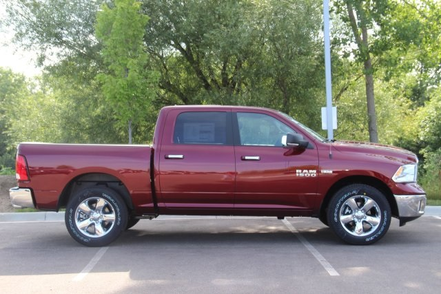 2018 Ram 1500 Crew Cab 4x4,  Pickup #L18D852 - photo 8
