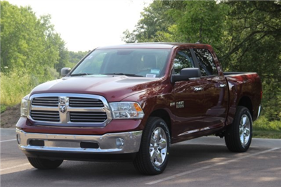 2018 Ram 1500 Crew Cab 4x4,  Pickup #L18D852 - photo 4