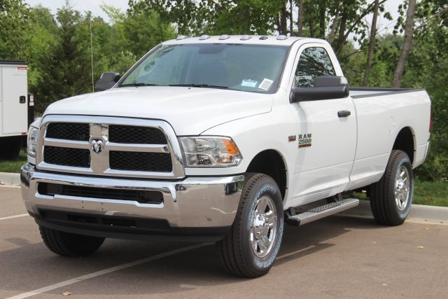 2018 Ram 2500 Regular Cab 4x4,  Pickup #L18D870 - photo 4