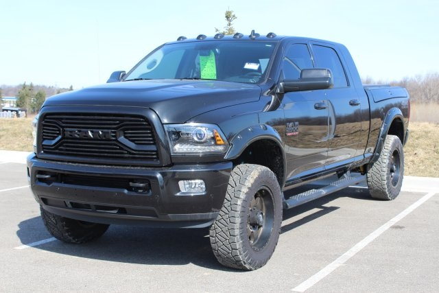 2018 Ram 2500 Mega Cab 4x4,  Pickup #L18D872 - photo 4