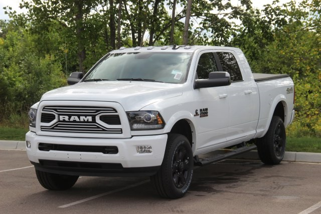 2018 Ram 2500 Mega Cab 4x4,  Pickup #L18D877 - photo 4
