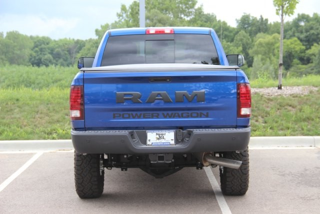 2018 Ram 2500 Crew Cab 4x4,  Pickup #L18D903 - photo 7