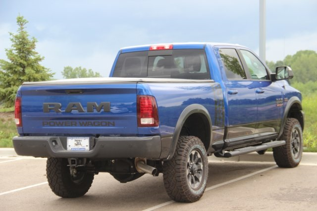 2018 Ram 2500 Crew Cab 4x4,  Pickup #L18D903 - photo 2