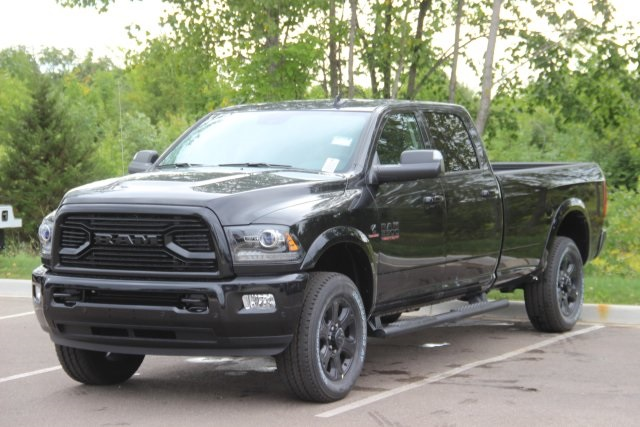 2018 Ram 3500 Crew Cab 4x4,  Pickup #L18D911 - photo 4