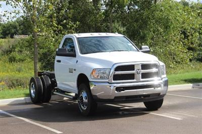 2018 Ram 3500 Regular Cab DRW 4x4,  Cab Chassis #L18D913 - photo 1