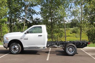 2018 Ram 3500 Regular Cab DRW 4x4,  Cab Chassis #L18D913 - photo 17