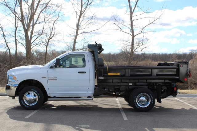 2018 Ram 3500 Regular Cab DRW 4x4,  Cab Chassis #L18D931 - photo 6