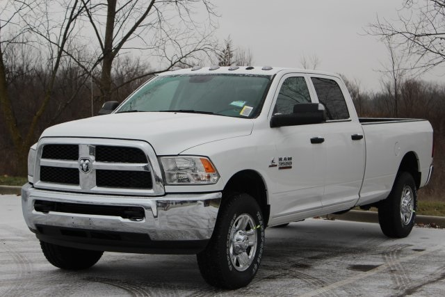 2018 Ram 3500 Crew Cab 4x4,  Pickup #L18D939 - photo 4