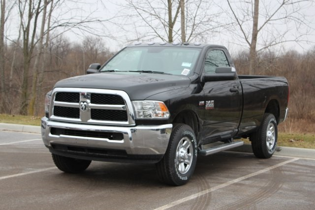 2018 Ram 2500 Regular Cab 4x4,  Pickup #L18D947 - photo 4