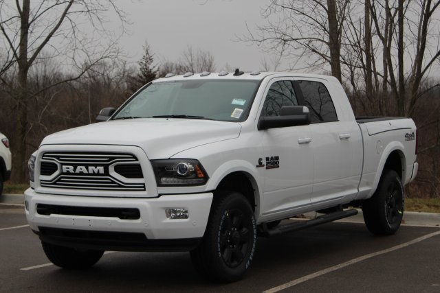 2018 Ram 2500 Mega Cab 4x4,  Pickup #L18D969 - photo 4