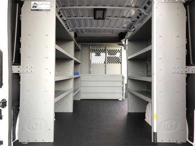 2019 Ram ProMaster 2500 High Roof FWD, Kargo Master Upfitted Cargo Van #L19A062 - photo 1