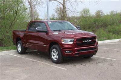 2019 Ram 1500 Crew Cab 4x4,  Pickup #L19D010 - photo 3