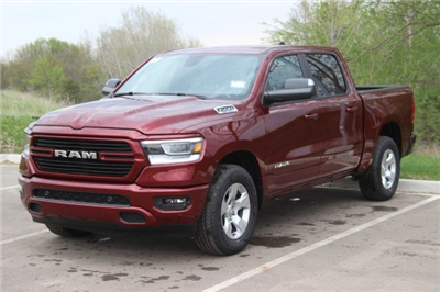 2019 Ram 1500 Crew Cab 4x4,  Pickup #L19D010 - photo 1