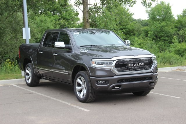 2019 Ram 1500 Crew Cab 4x4,  Pickup #L19D015 - photo 3