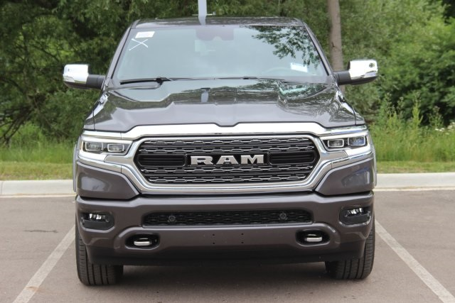 2019 Ram 1500 Crew Cab 4x4,  Pickup #L19D015 - photo 4
