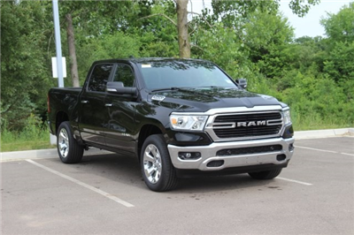 2019 Ram 1500 Crew Cab 4x4,  Pickup #L19D040 - photo 3