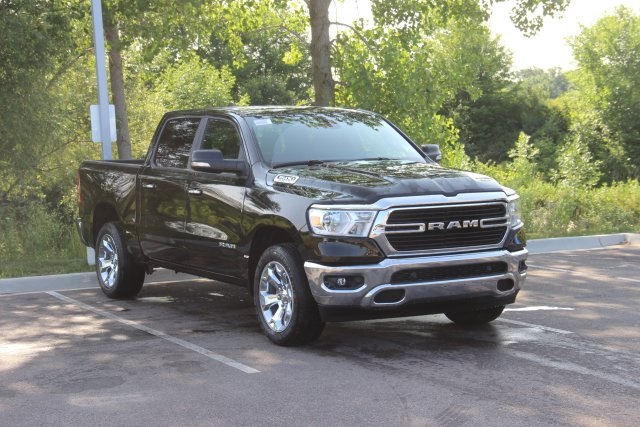 2019 Ram 1500 Crew Cab 4x4,  Pickup #L19D042 - photo 3